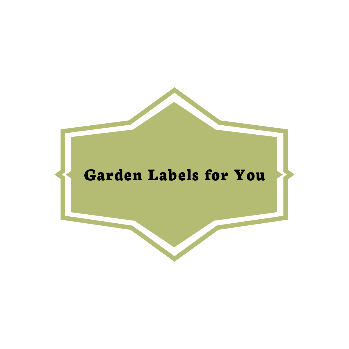 Garden Labels for You